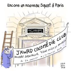 Jawad Bendaoud XVIeme chambre correctionnelle