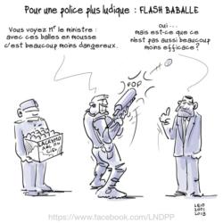Flash-baballe
