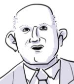Caricature Jérome Salomon