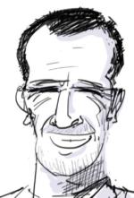 Caricature Kassovitz